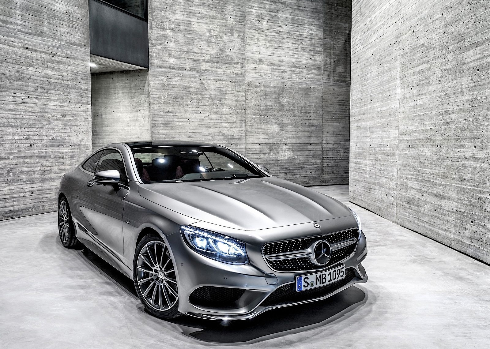Mercedes benz s 63 amg coupe 2014 2015 2016 2017 for Mercedes benz cars images