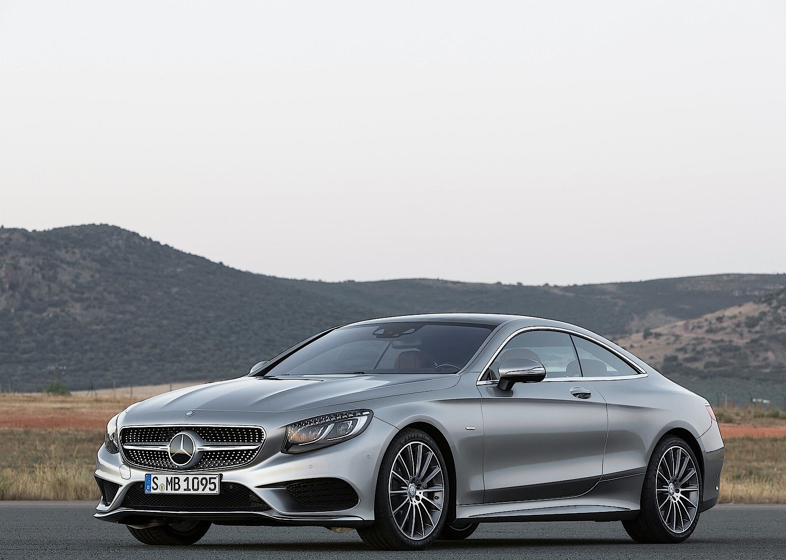 ... MERCEDES BENZ S 63 AMG Coupe (C217) (2014   2017) ...