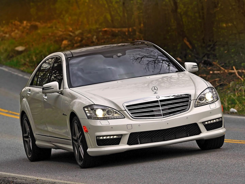 Mercedes Benz S 65 Amg W221 2009 2010 2011 2012