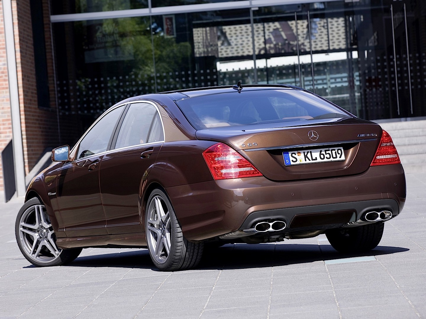 Mercedes benz s 65 amg w221 2009 2010 2011 2012 for Mercedes benz s 65