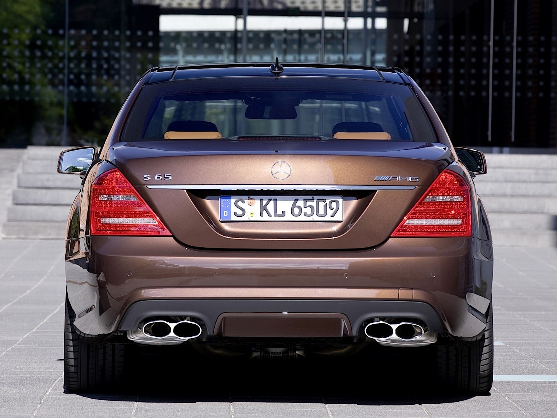Mercedes-Benz S 63 AMG W221 - 7 June 2016 - Autogespot