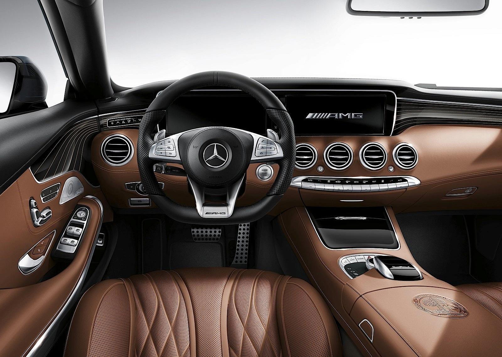 Mercedes Benz S 65 Coupe C217 2017