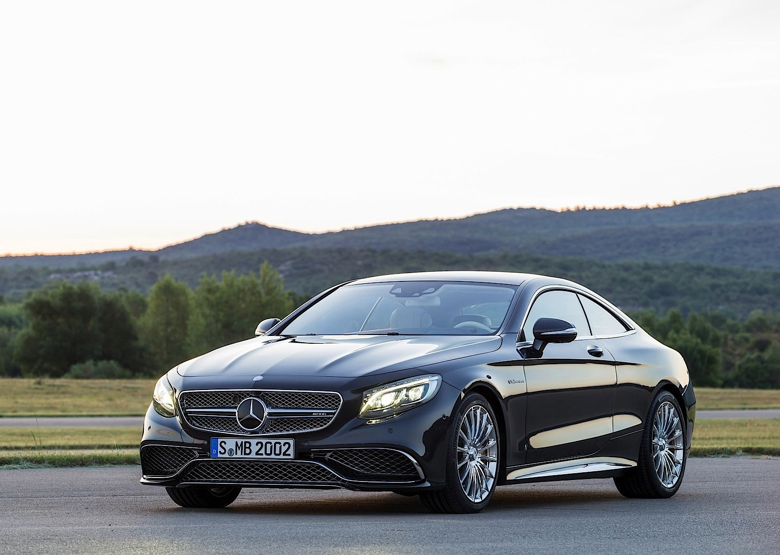 Mercedes Benz S 65 Coupe C217 Specs 2014 2015 2016