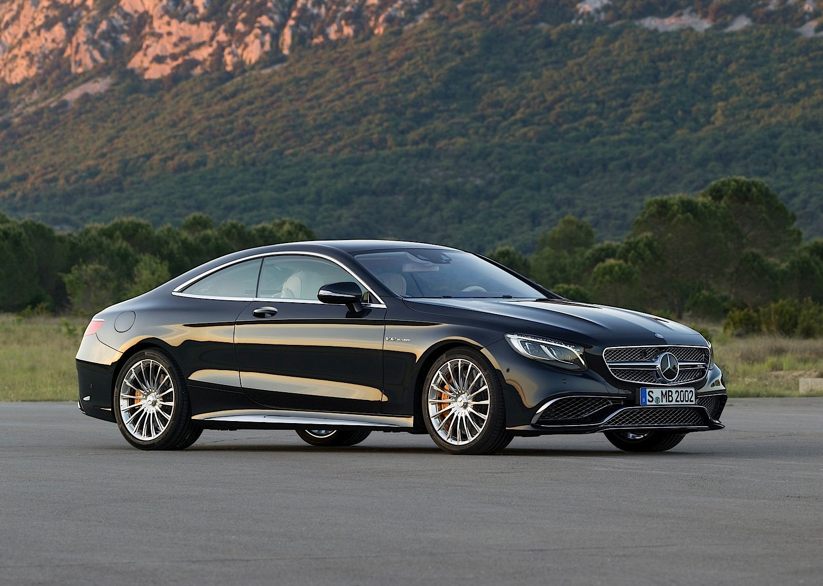 Mercedes Benz S 65 Amg Coupe 2014 2015 2016