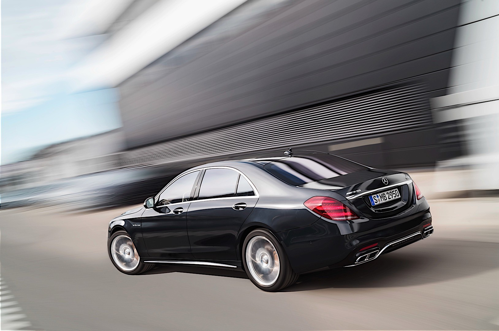 Mercedes S Class Amg Price In India
