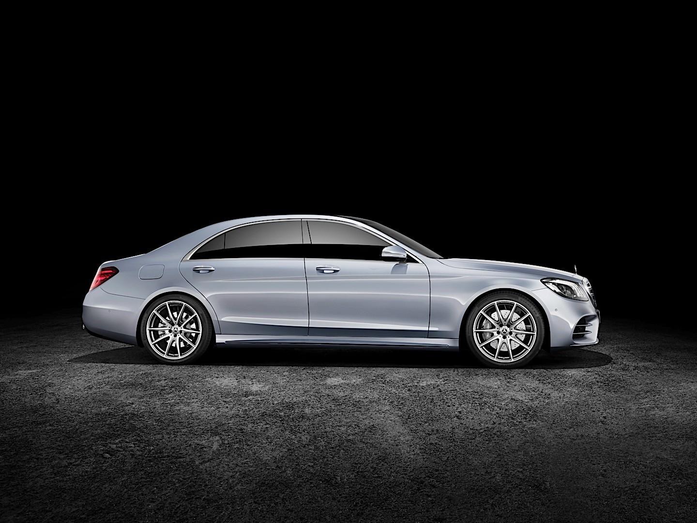 Mercedes benz s class specs 2017 2018 autoevolution for Mercedes benz s class features