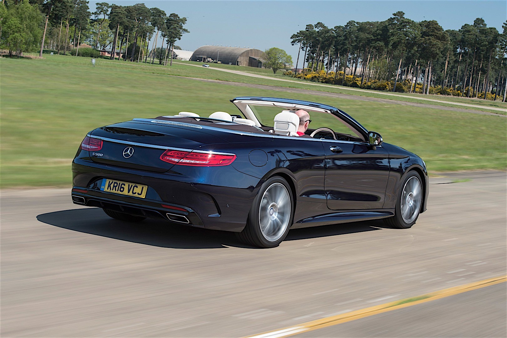 Mercedes Benz S Class Cabriolet A217 Specs Amp Photos