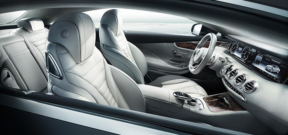 MERCEDES BENZ S-Class Coupe (C217) specs & photos - 2014 ...