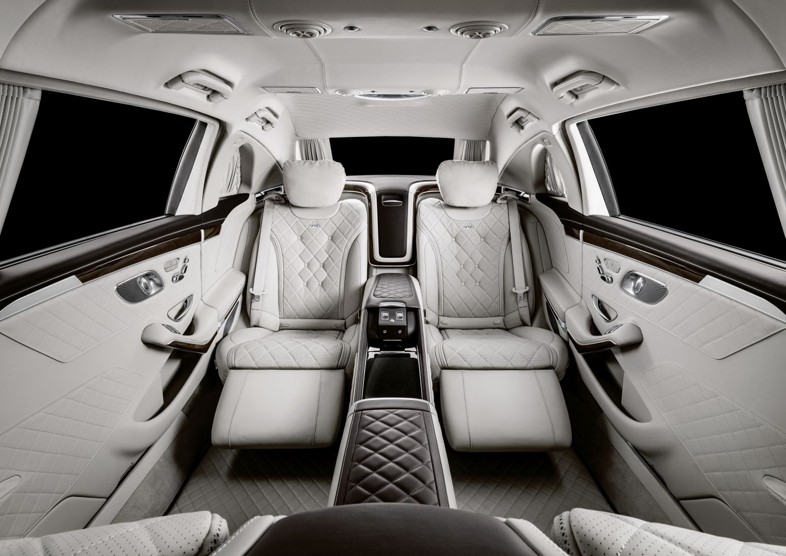 MERCEDES BENZ S650 PULLMAN MAYBACH specs & photos - 2018 ...