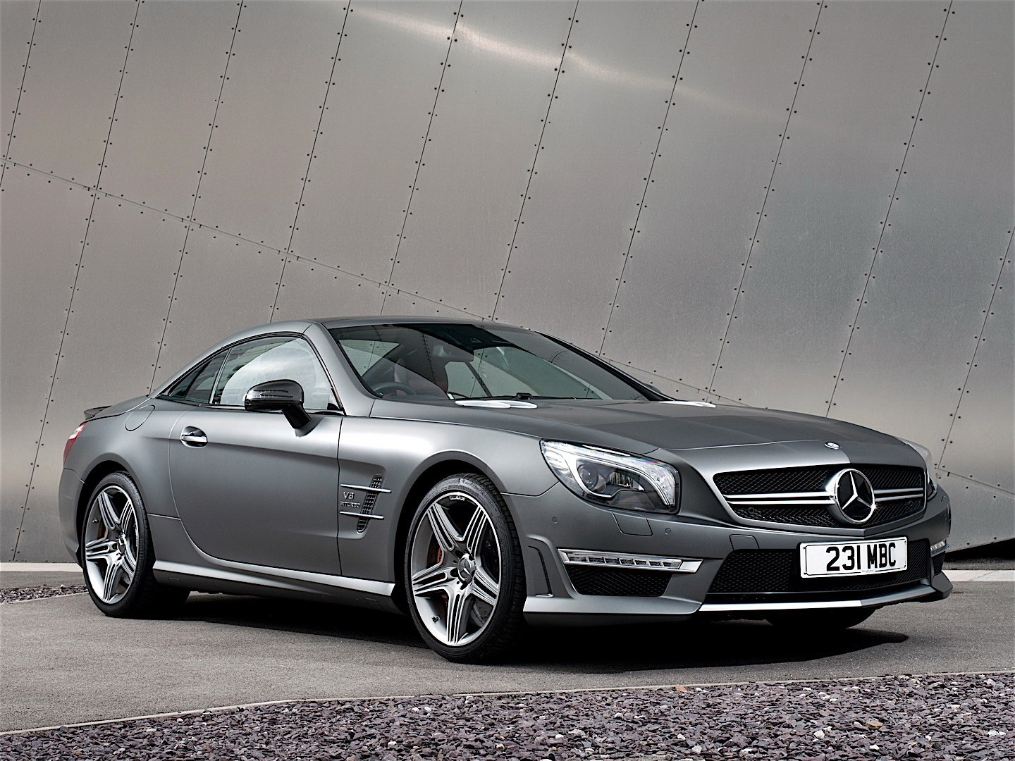 MERCEDES BENZ SL 63 AMG (R231) specs & photos - 2012, 2013 ...