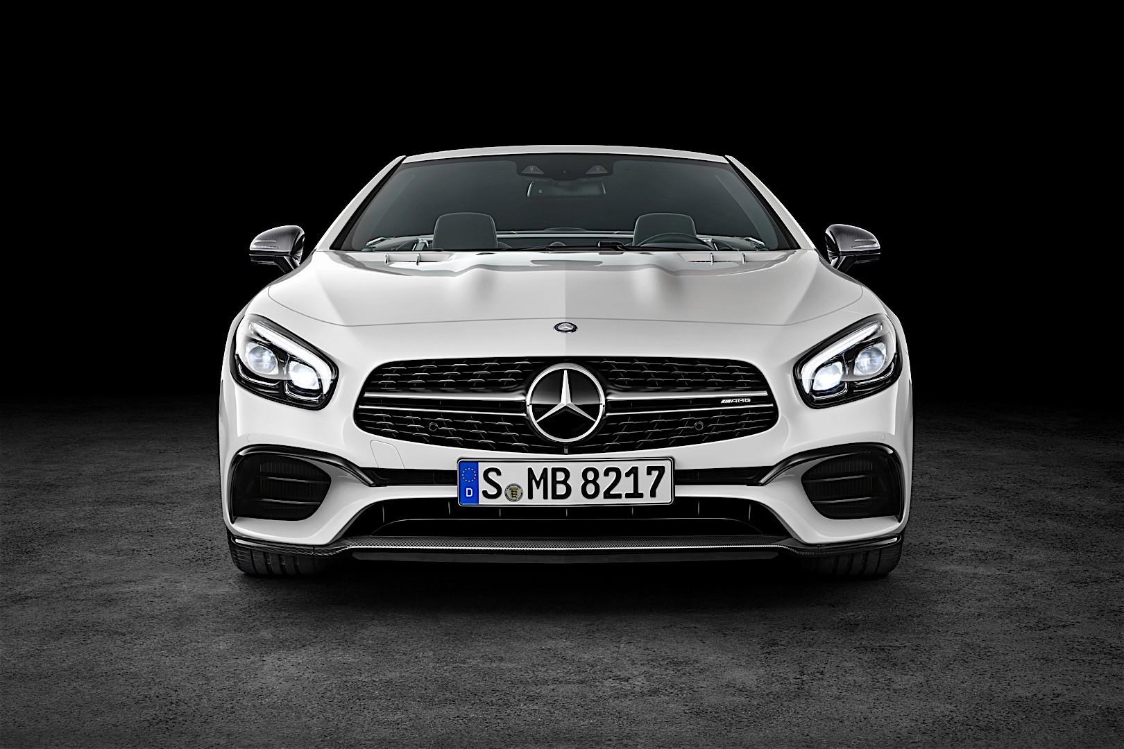 Mercedes Benz Sl 63 Amg R231 Specs 2016 2017 2018