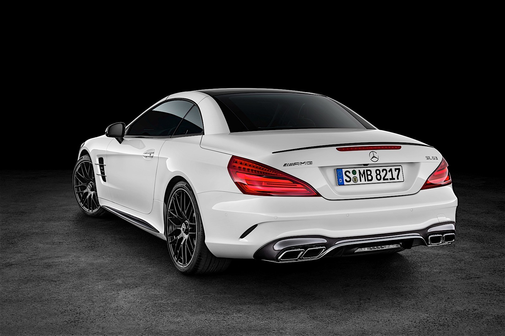 Mercedes benz sl 63 amg r231 specs 2016 2017 2018 for Mercedes benz sl500 amg