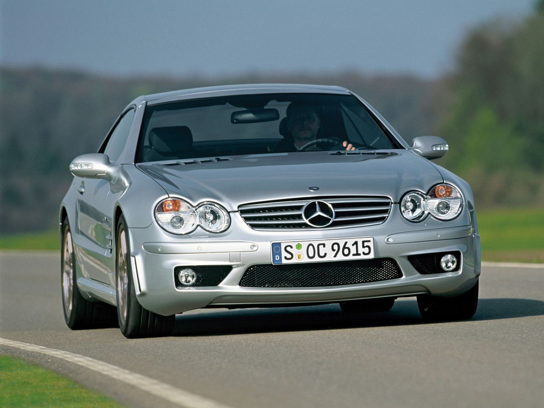 Mercedes benz sl 65 amg r230 specs 2008 2009 2010 for Mercedes benz sl55 amg specs