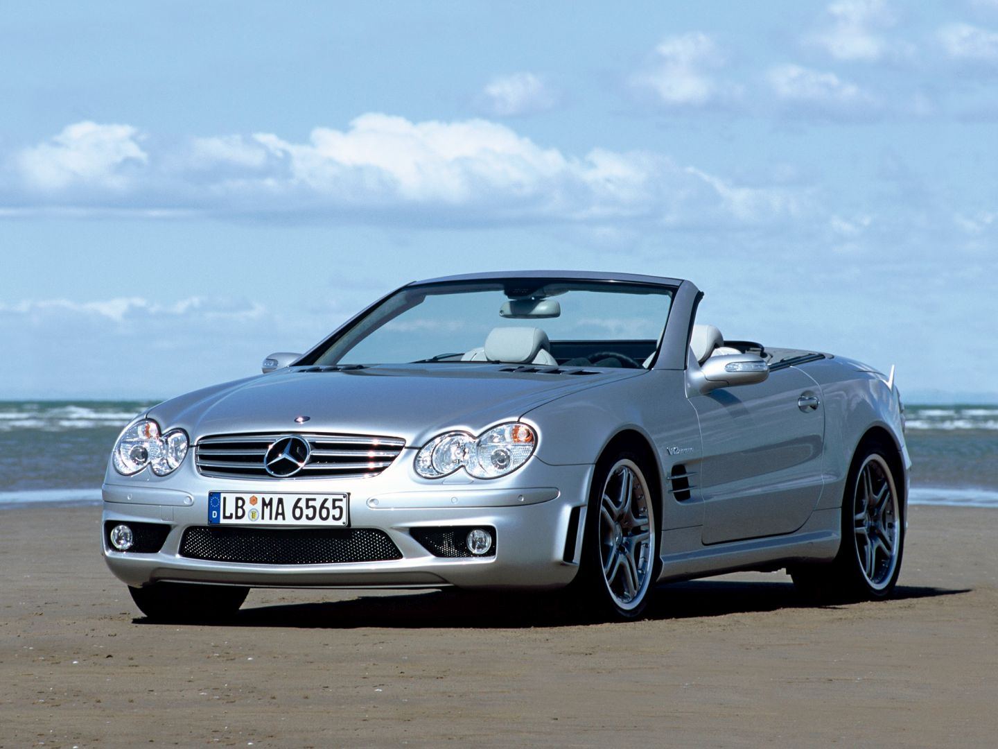 mercedes benz sl 65 amg r230 specs 2008 2009 2010 2011 2012 autoevolution. Black Bedroom Furniture Sets. Home Design Ideas