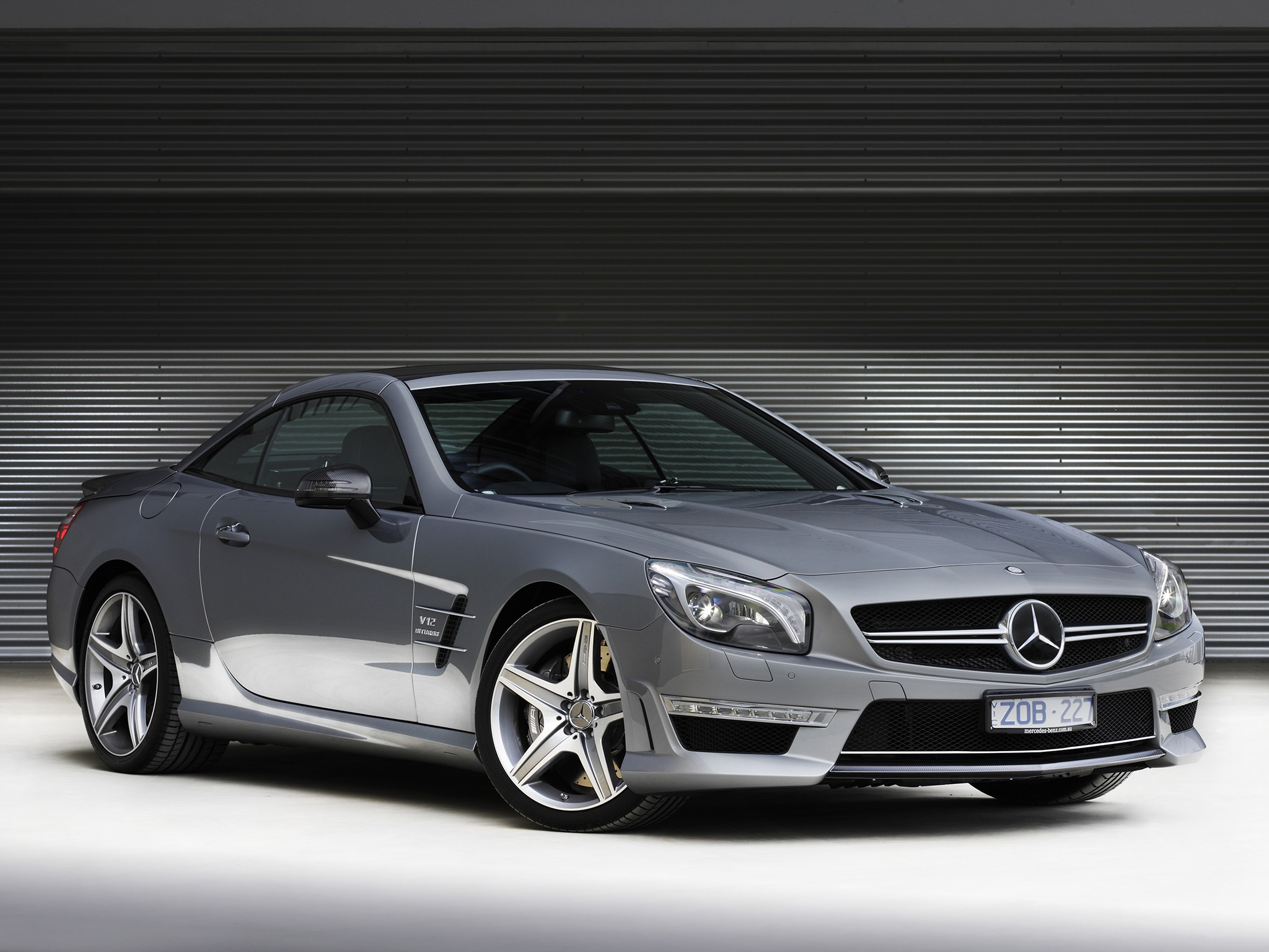Mercedes benz sl 65 amg r231 2012 2013 2014 2015 for Mercedes benz sl65