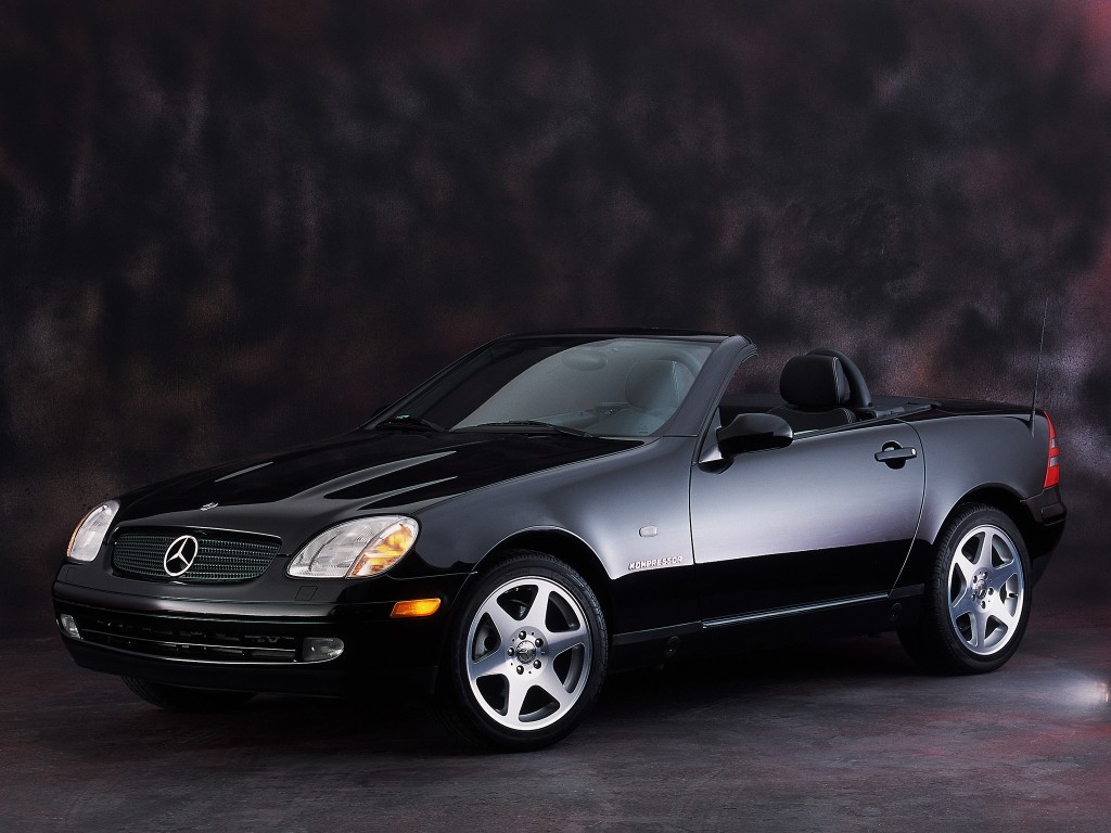 mercedes benz slk r170 specs photos 2000 2001 2002. Black Bedroom Furniture Sets. Home Design Ideas