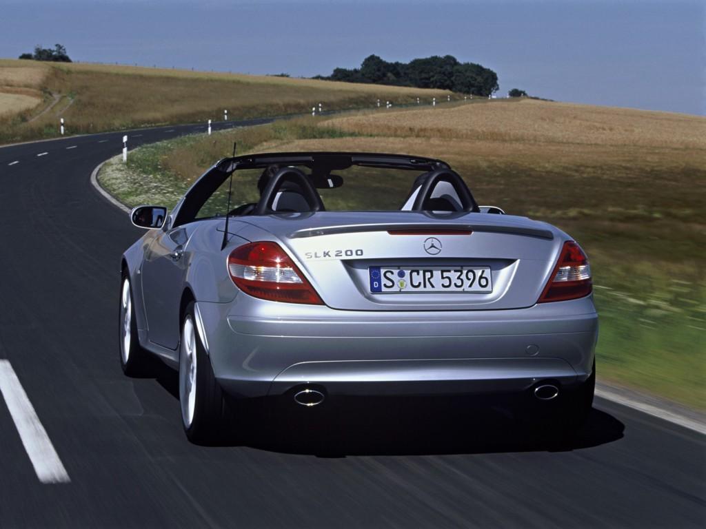 Mercedes G Class Suv >> MERCEDES BENZ SLK (R171) specs & photos - 2004, 2005, 2006 ...