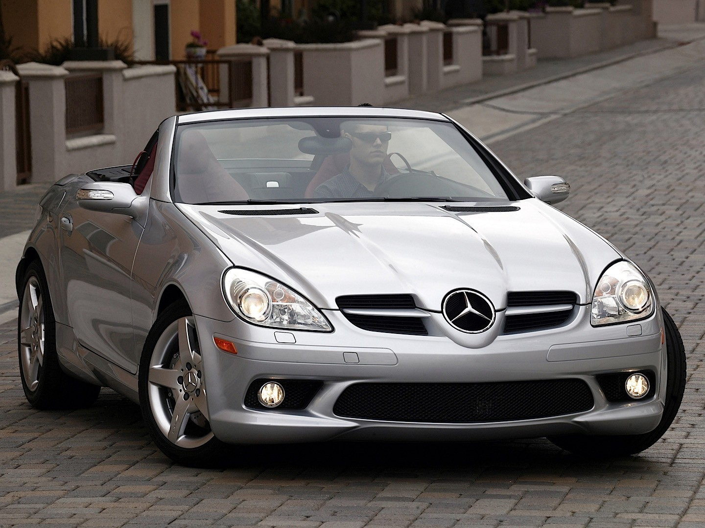 mercedes benz slk r171 specs photos 2008 2009 2010 2011 autoevolution. Black Bedroom Furniture Sets. Home Design Ideas