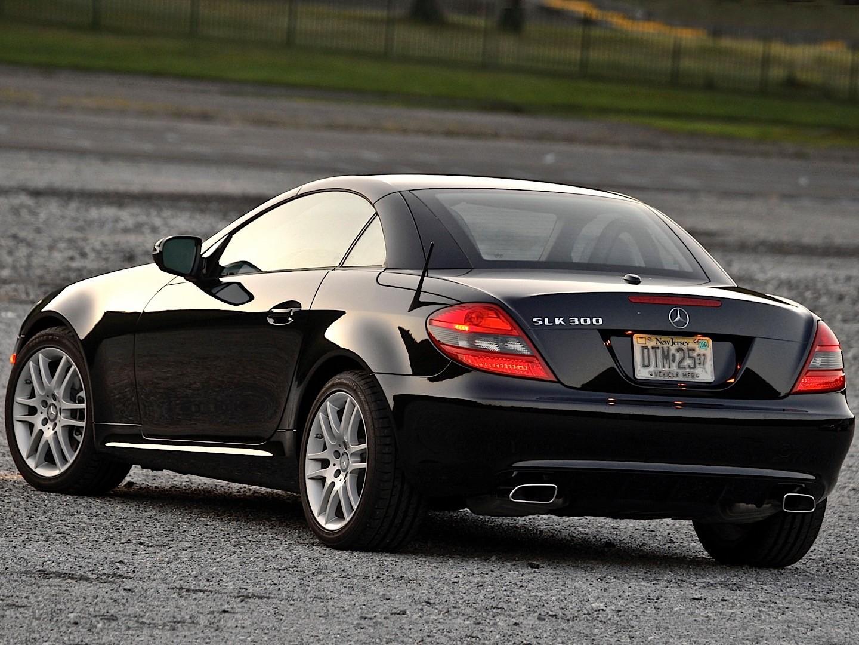 Mercedes benz slk r171 specs 2008 2009 2010 2011 for Mercedes benz in charlotte