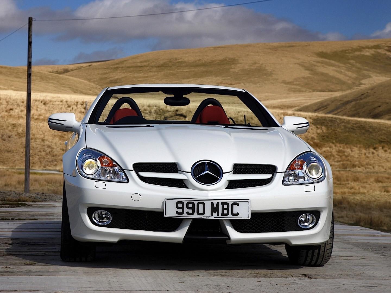 MERCEDES BENZ SLK (R171) specs & photos - 2008, 2009, 2010, 2011 - autoevolution
