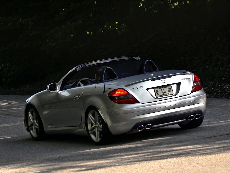Mercedes slk 55 amg 2009 for Mercedes benz slk 55 amg special edition