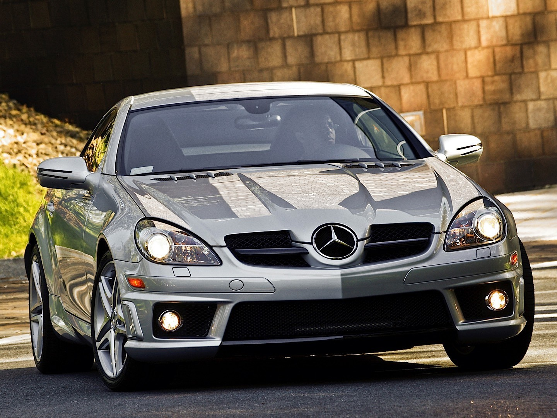 Mercedes benz slk 55 amg r171 specs 2008 2009 2010 for 2008 mercedes benz amg