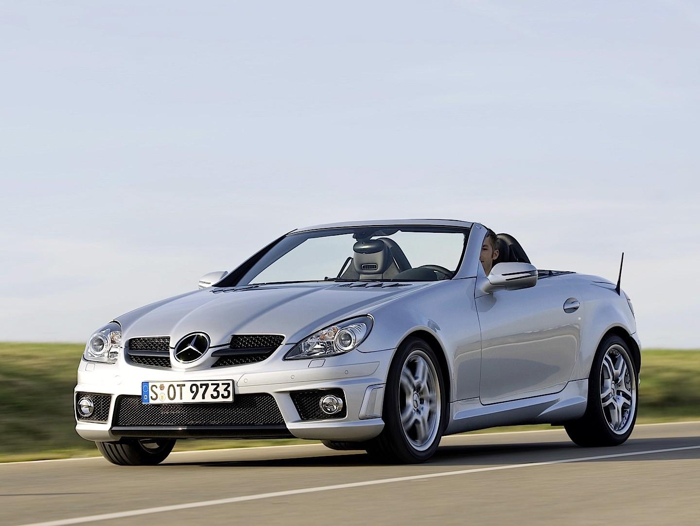 Mercedes Benz Slk 55 Amg R171 2008 2009 2010 2011