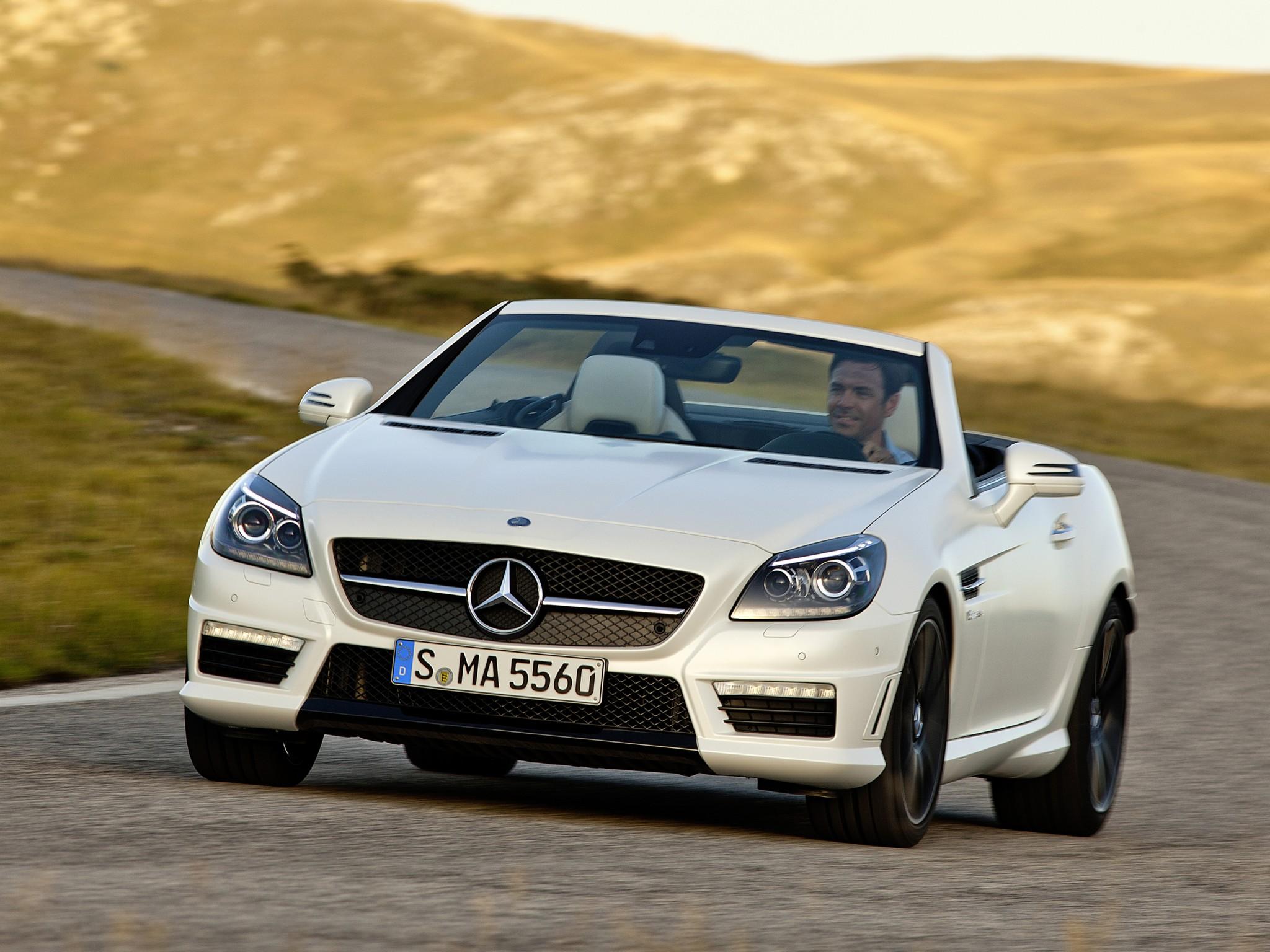 Mercedes benz slk 55 amg r172 specs 2012 2013 2014 for New mercedes benz slk