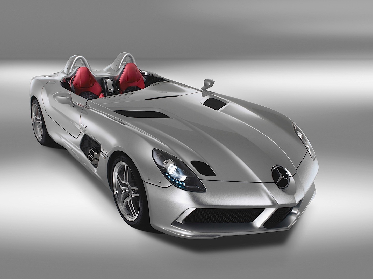 mercedes benz slr stirling moss 2009 autoevolution