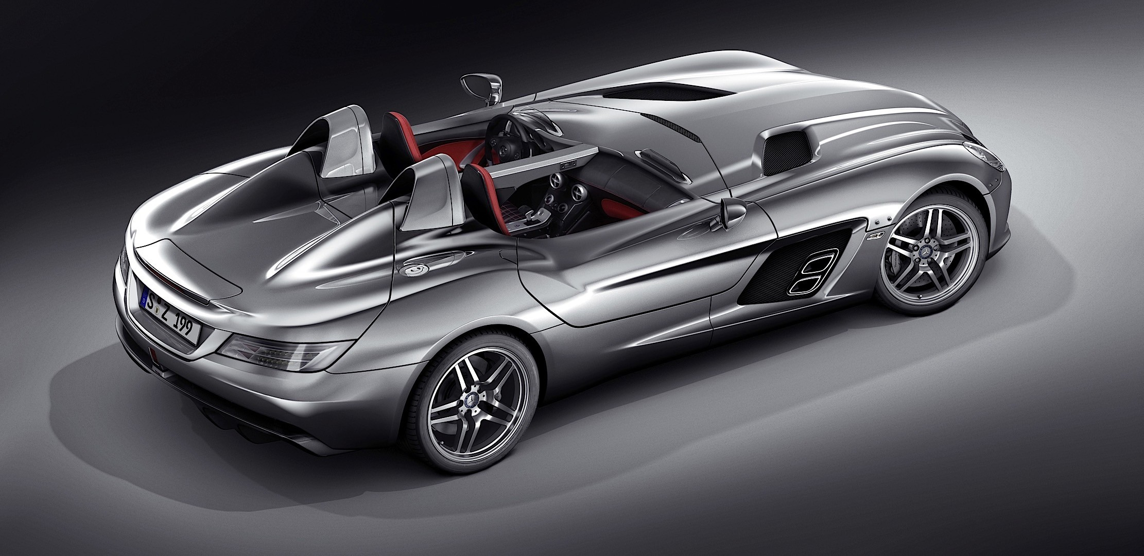 Mercedes Benz Slr Stirling Moss Specs 2009 Autoevolution
