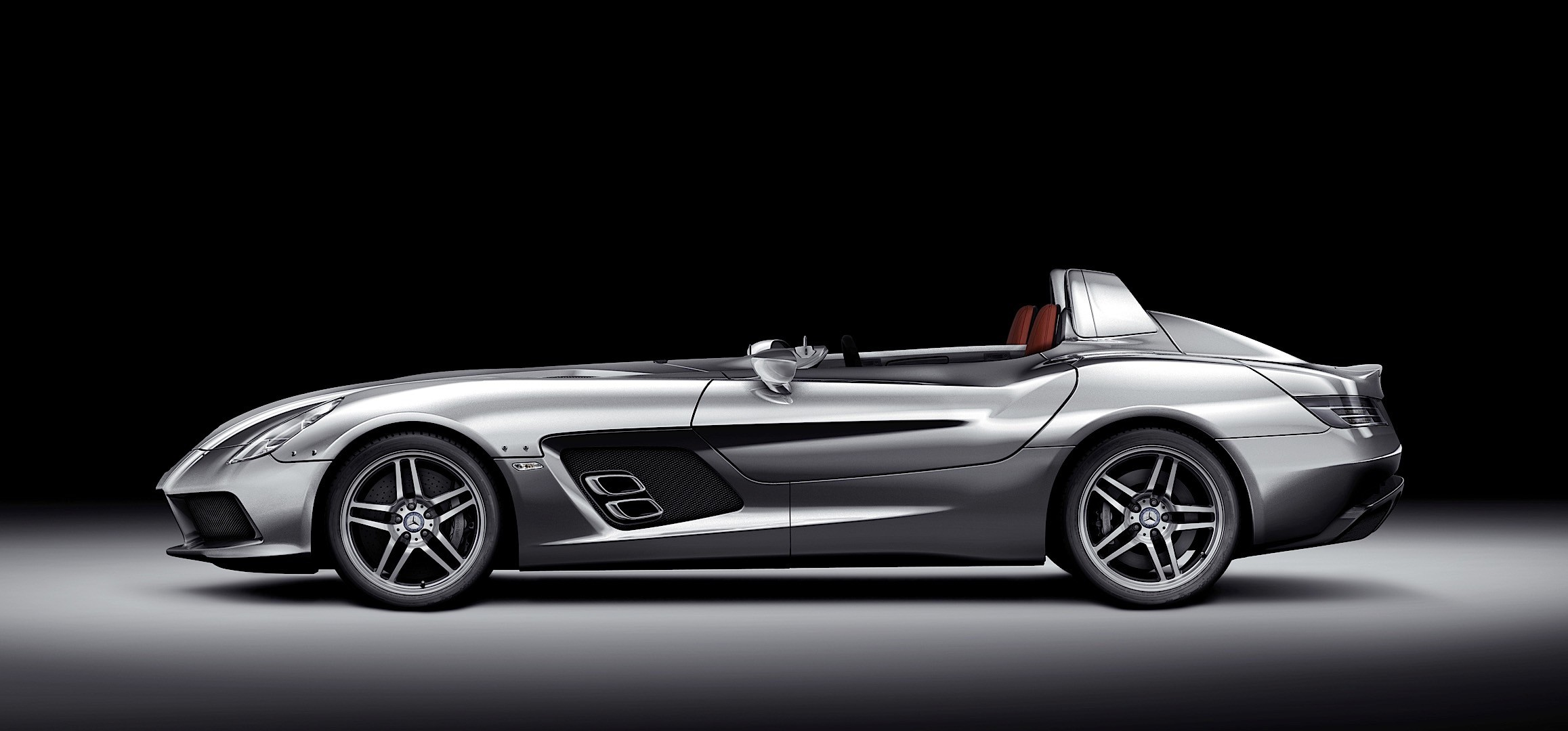 Mercedes benz slr stirling moss 2009 autoevolution for Mercedes benz slr