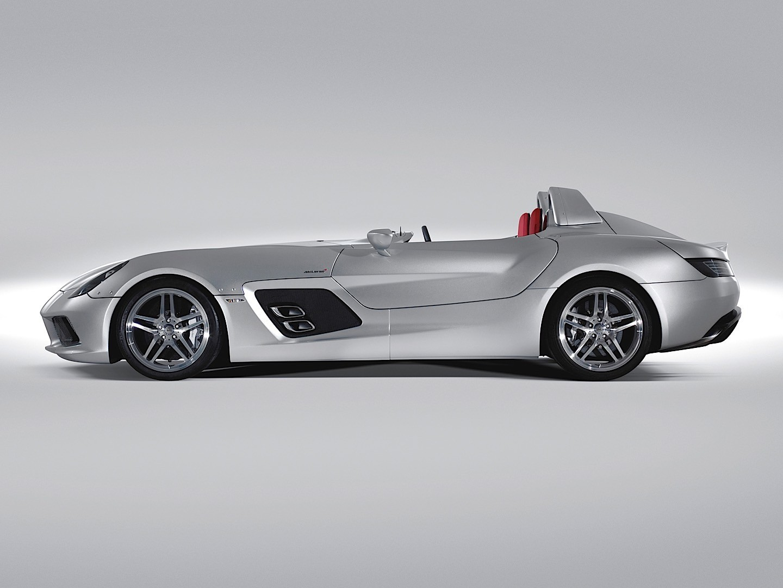 Mercedes Benz Slr Stirling Moss Specs 2009 Autoevolution