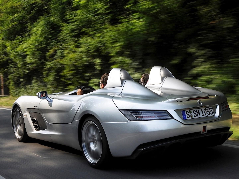 Mercedes benz slr stirling moss specs 2009 autoevolution for Moss mercedes benz