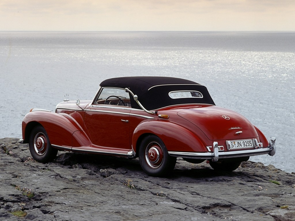 MERCEDES BENZ Typ 300 Cabriolet A (W188) specs & photos ...