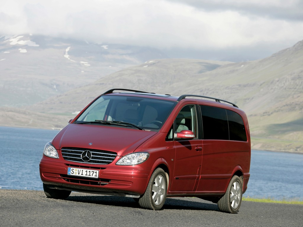 Mercedes Benz Viano Specs Amp Photos 2003 2004 2005