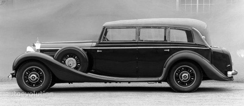 mercedes benz grosser mercedes cabriolet f w07 specs 1931 1932 1933 1934 1935 1936. Black Bedroom Furniture Sets. Home Design Ideas