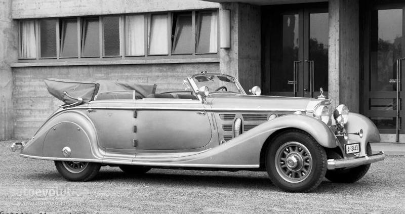 mercedes benz grosser mercedes cabriolet d w07 specs 1932 1933 1934 1935 1936 1937. Black Bedroom Furniture Sets. Home Design Ideas