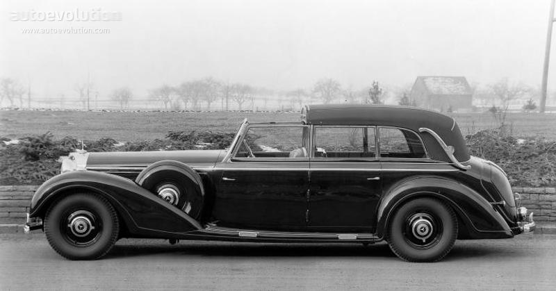mercedes benz grosser mercedes cabriolet f w150 specs 1939 1940 1941 1942 1943. Black Bedroom Furniture Sets. Home Design Ideas