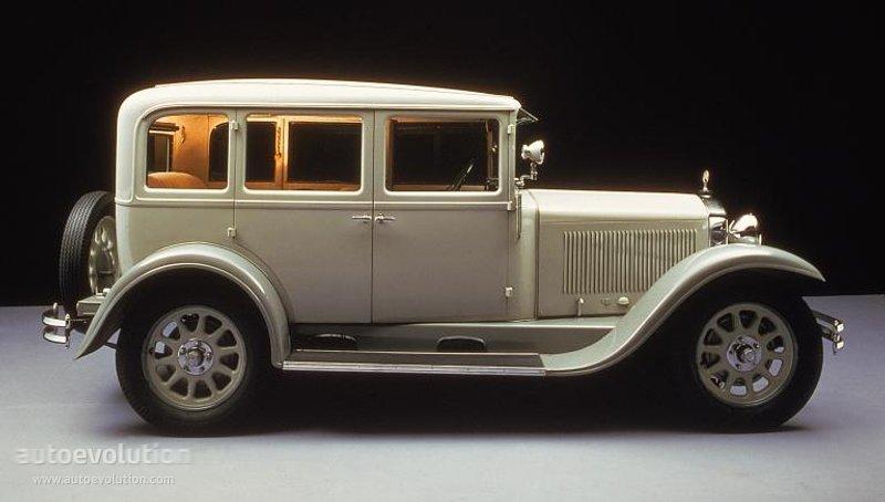 Mercedes Benz Typ Stuttgart 260 W11 Specs 1929 1930