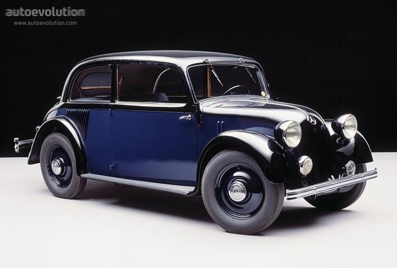 MERCEDES BENZ Typ 130 (W23) specs & photos - 1934, 1935