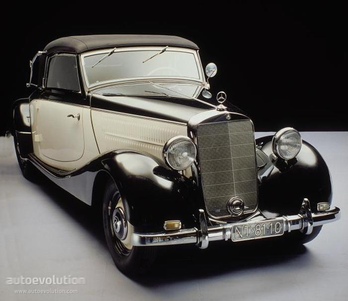 mercedes benz 170 v cabriolet a w136 specs 1936 1937 1938 1939 1940 1941 1942. Black Bedroom Furniture Sets. Home Design Ideas