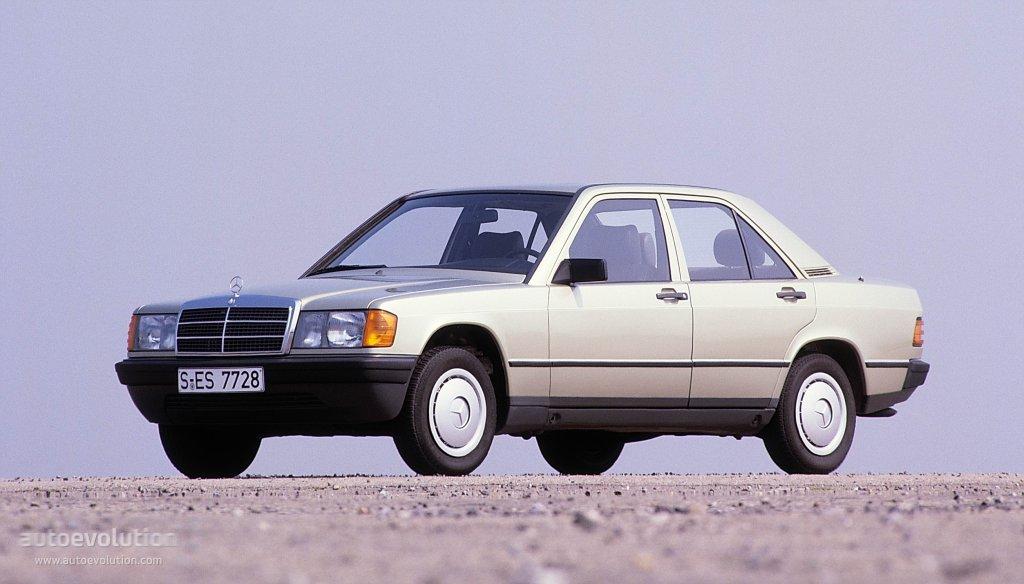 mercedes benz 190 (w201) (1982 - 1993)