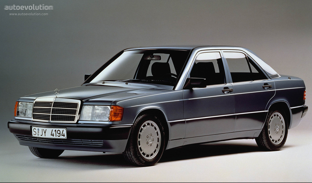 Mercedes Benz 190 W201 Specs Photos 1982 1983 1984 1985 1986 1987 1988 1989 1990 1991 1992 1993 Autoevolution