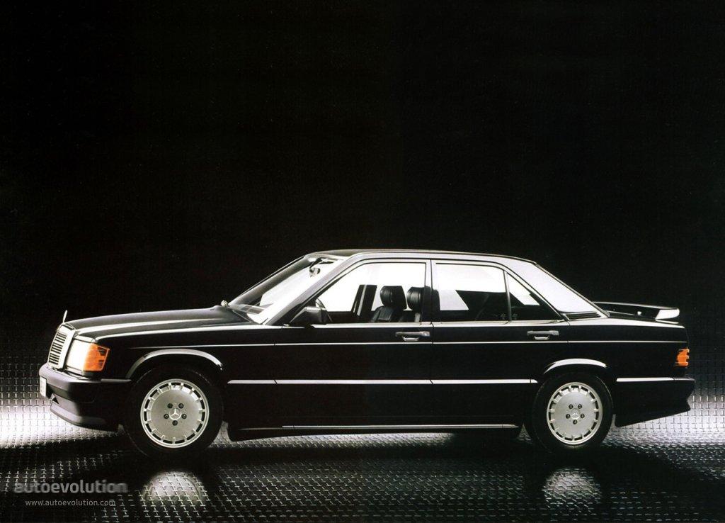 Mercedes benz 190 e 2 3 16v specs 1984 1985 1986 1987 for Mercedes benz 1986 e300