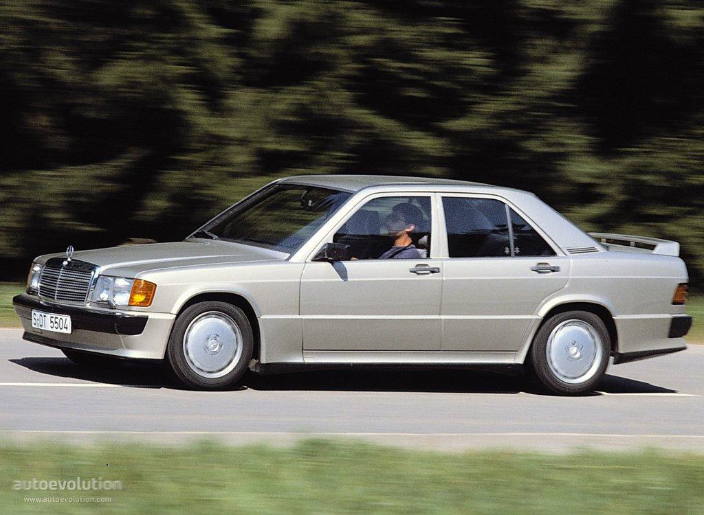 Mercedes benz 190 e 2 3 16v specs 1984 1985 1986 1987 for 1984 mercedes benz