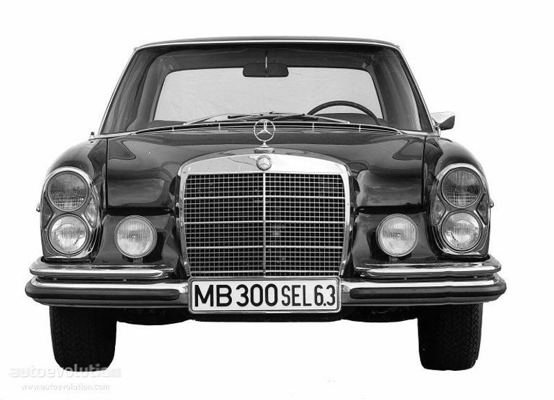 Mercedes Benz 300 Sel 6 3 W109 Specs Amp Photos 1967