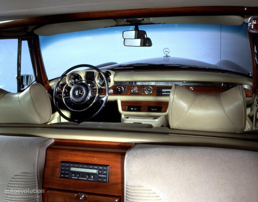 Sedan Vs Coupe >> MERCEDES BENZ 600 Pullman (V100) specs & photos - 1964, 1965, 1966, 1967, 1968, 1969, 1970, 1971 ...
