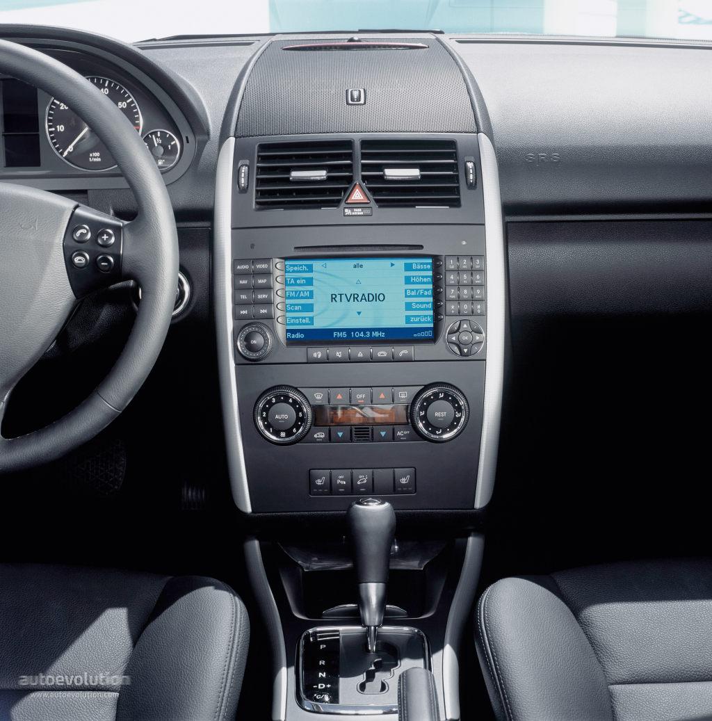 Mercedes Diesel Engines >> MERCEDES BENZ A-Klasse Coupe (W169) specs & photos - 2008 ...