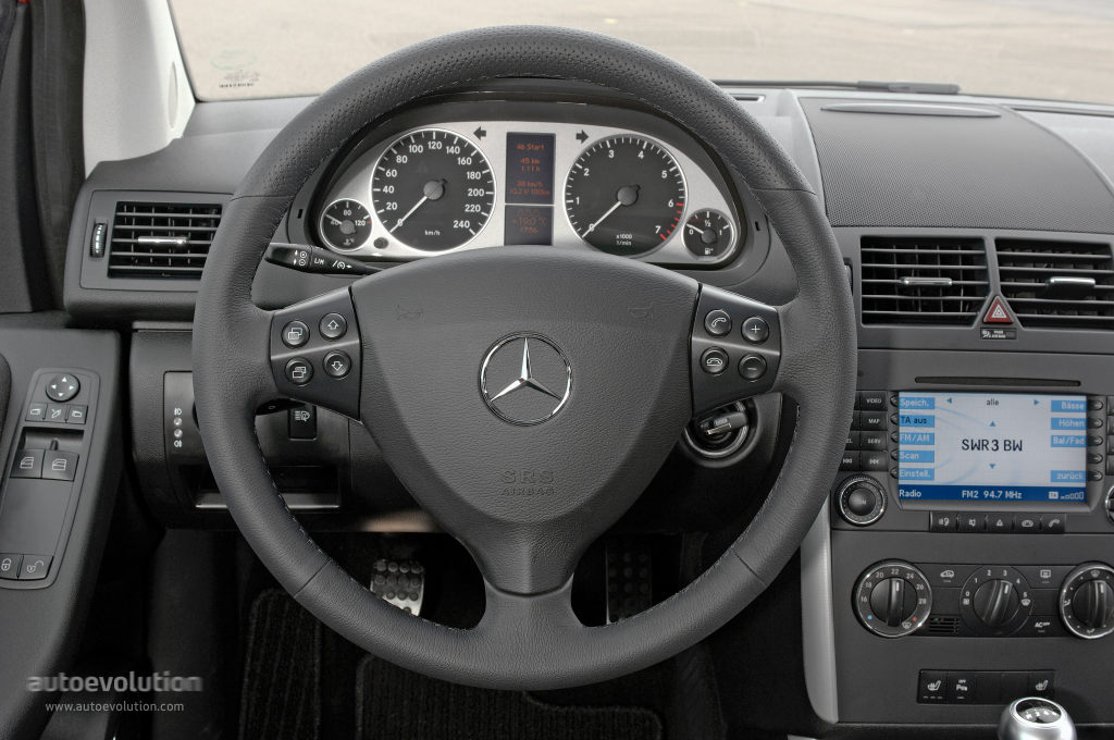 mercedes benz a klasse coupe w169 specs 2008 2009. Black Bedroom Furniture Sets. Home Design Ideas