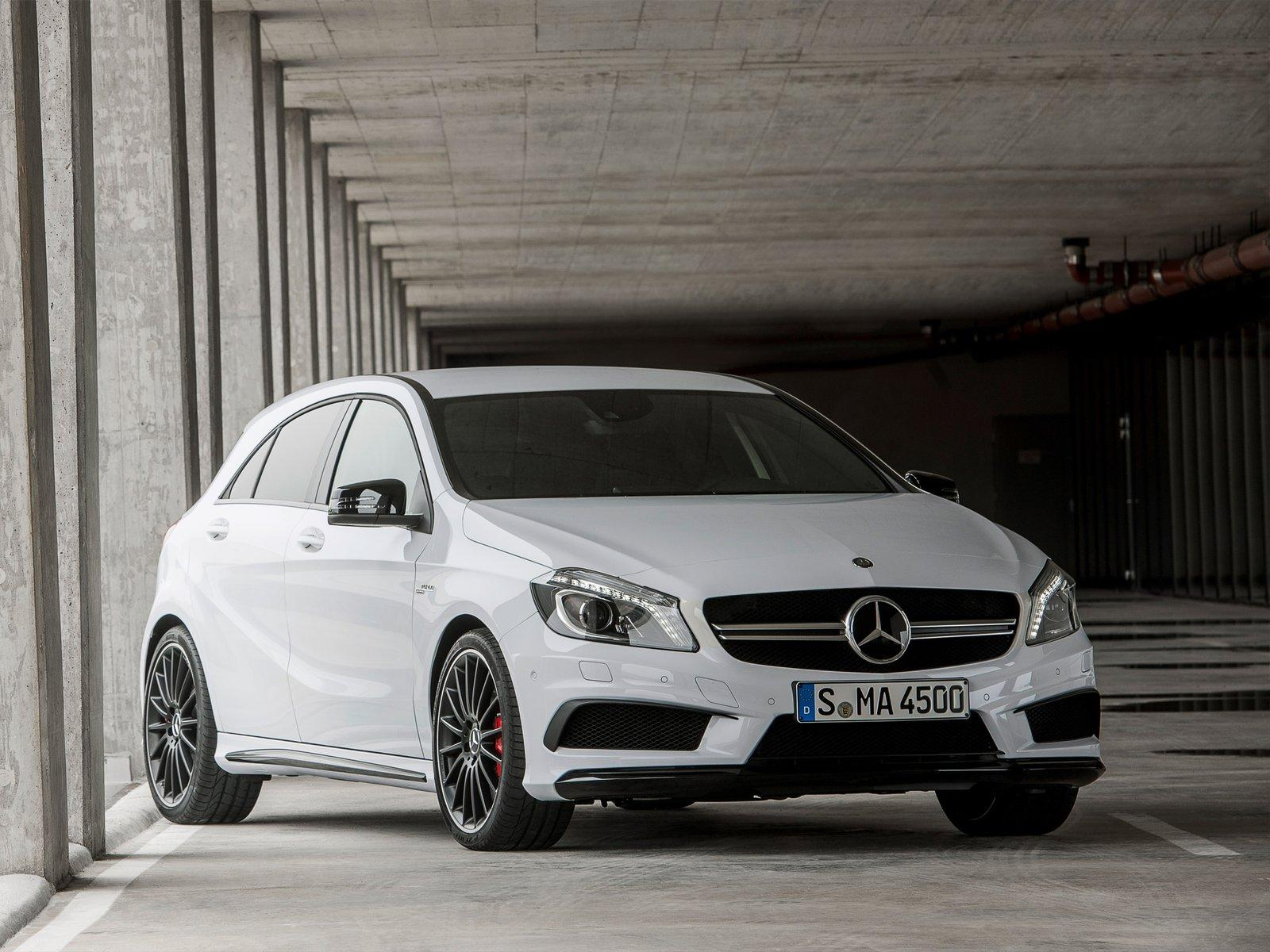 Mercedes Benz A45 Amg W176 Specs Amp Photos 2013 2014
